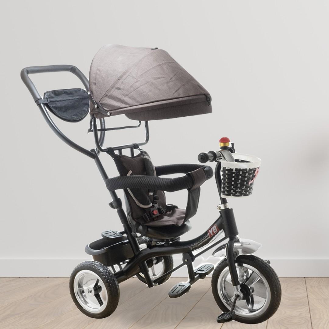 Tricikli – 360°-Ban Elforgatható, Szülőkormánnyal.'